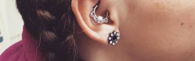 Daith piercing to nowy hit w social mediach