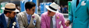 kolor dla mężczyzn -róż