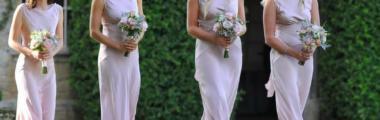 sukienka na wesele latem