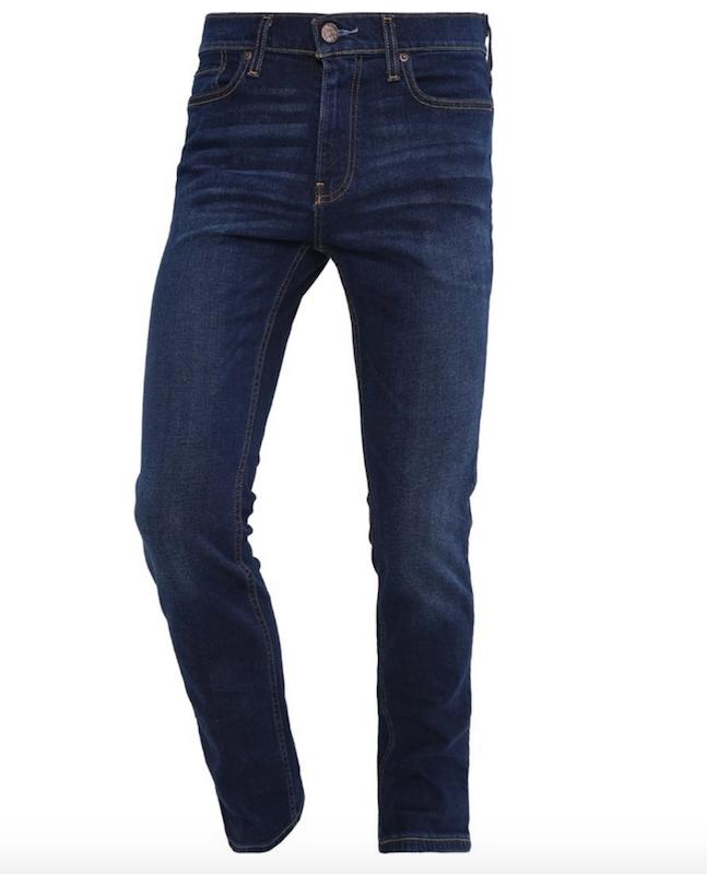 Luźniejsze jeansy
