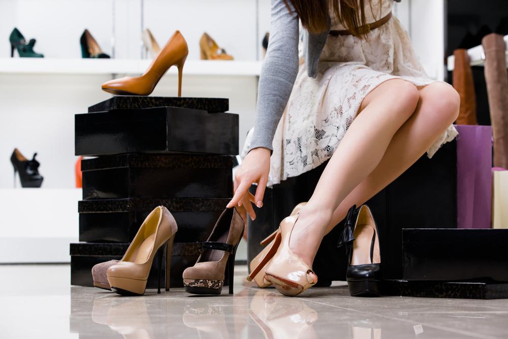 Kupując szpilki, zwracaj uwagę nie tylko na wysokość obcasa