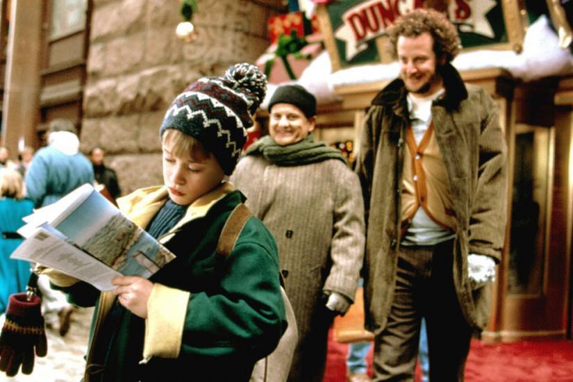 kevin sam w domu to obowiąkzowy świąteczny film