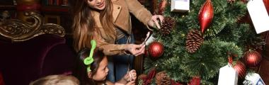 świąteczna choinka