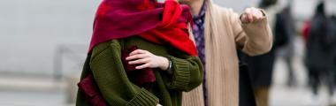 zielony sweter XXL