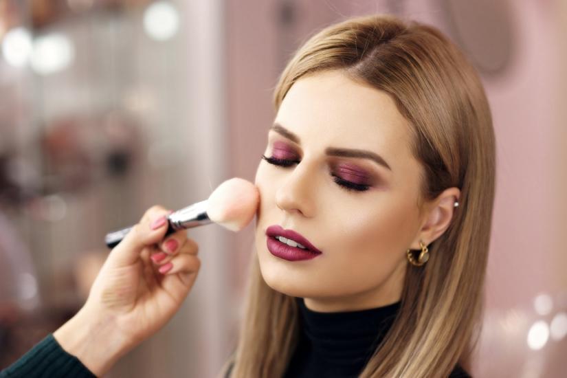 imprezowe makijaże gwiazd internetu