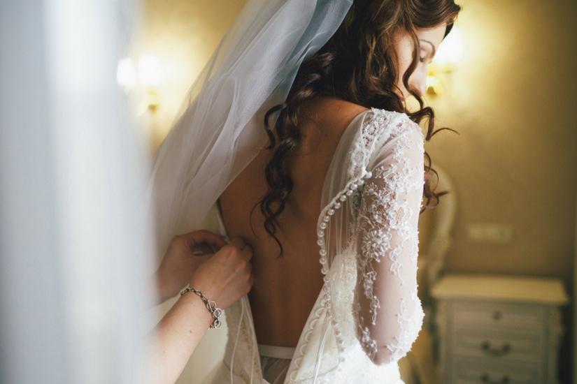 najbrzydsza suknia ślubna w historii