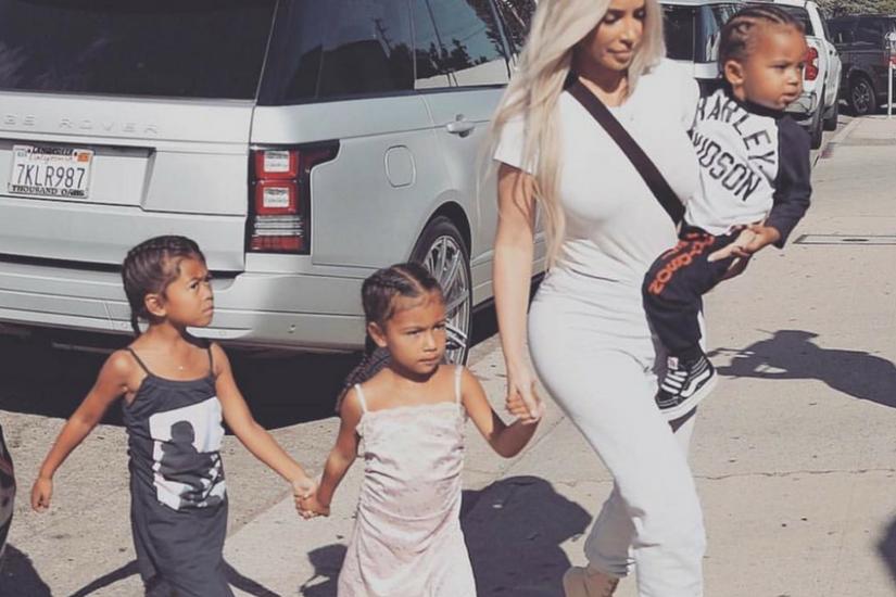 Kim Kardashian została mamą po raz trzeci