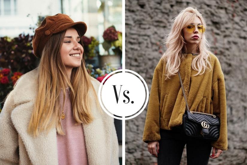 pojedynek blogerek stylizacje