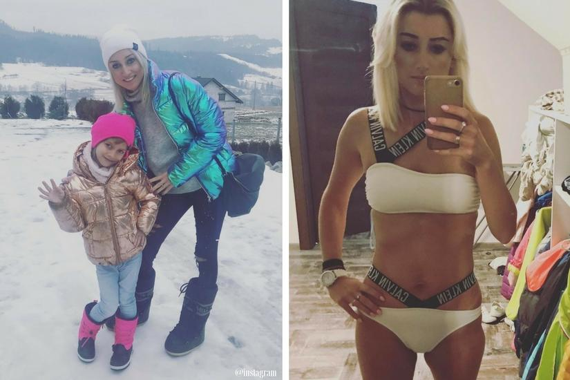 Justyna Żyła jest bardzo aktywna w mediach społecznościowych