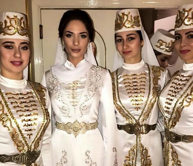 Wystawny ślub córki rosyjskiego oligarchy HITEM Internetu!