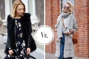 stylizacje blogerek w lutym 2018