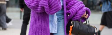 ultrafiolet z czym nosić najmodniejszy kolor roku?