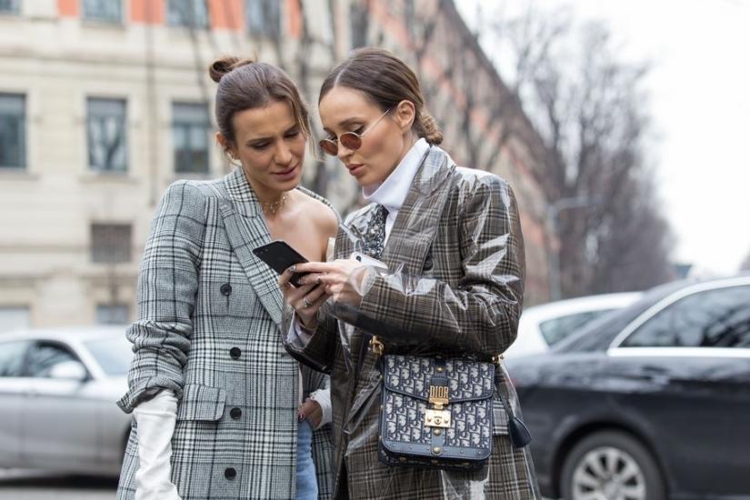sara boruc i marina szczęsna fashion week