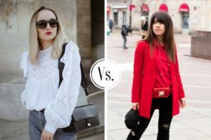wiosenna stylizacje blogerek 2018
