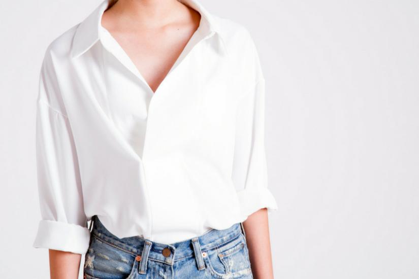 Modne bluzki do pracy
