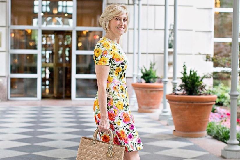 wiosenne ubrania dla kobiet po 40