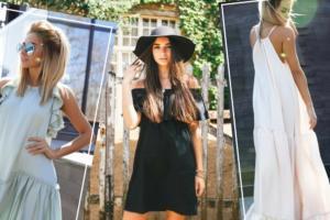 Modne sukienki na lato 2018