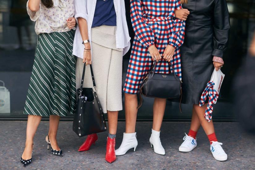 jakie buty będą modne latem 2018