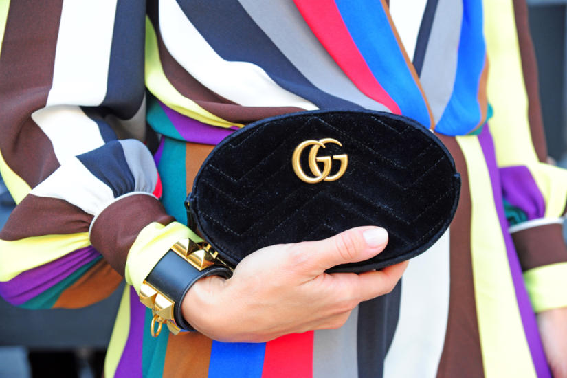 modne torebki - trendy jesien 2018