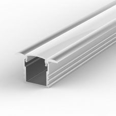 100% Light Uk Deep Recessed Led Profile Aluminium