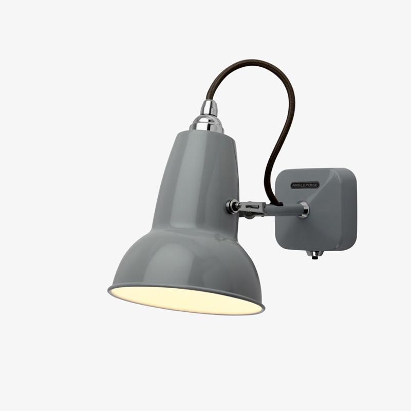Anglepoise Original 1227 Mini Wall Light Dove Grey B