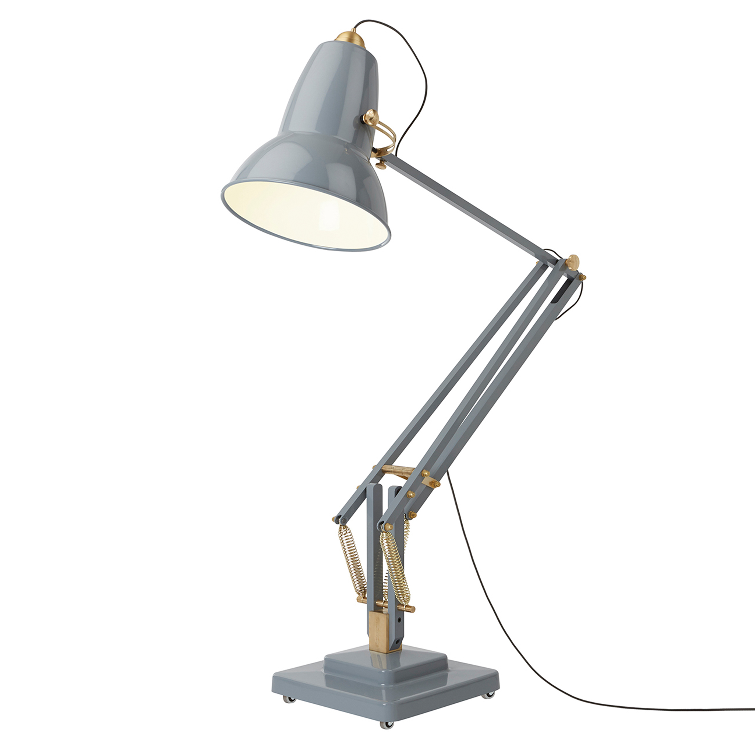 Buy Brass Floor Lamp: Buy The Original 1227 Brass Giant Floor Lamp