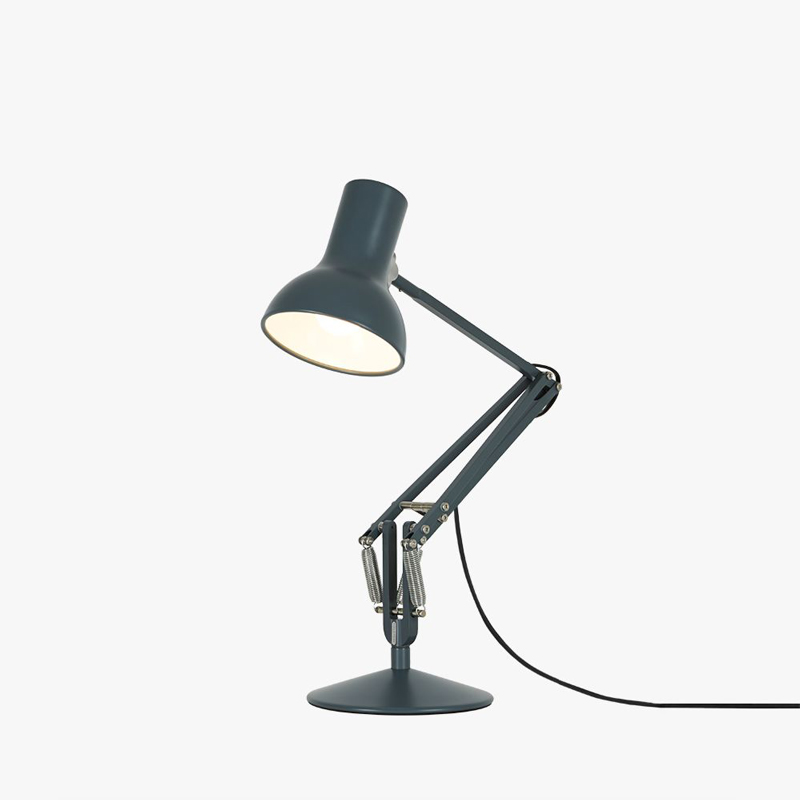 Anglepoise Type 75 Mini Table Lamp Slate Grey B