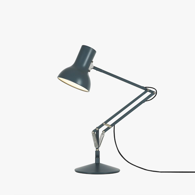 Anglepoise Type 75 Mini Table Lamp Slate Grey