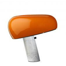 Flos Snoopy Table Light Orange