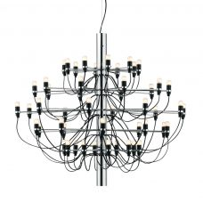 Flos 2097 50 Pendent Light Chrome Frosted