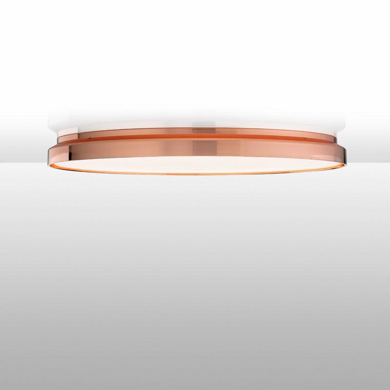 Flos Clara Wall Light Copper Side1