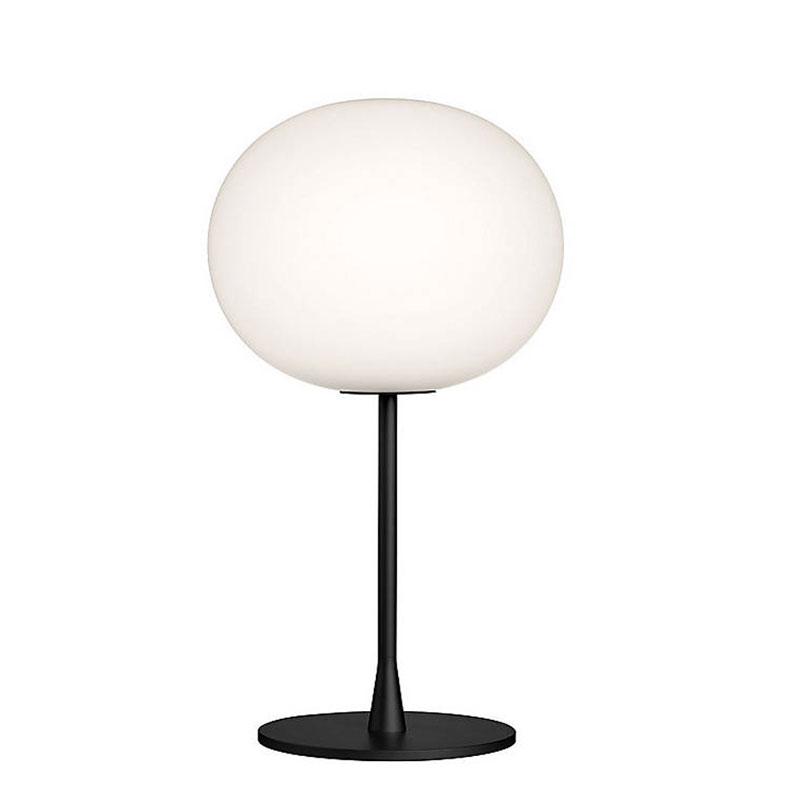 Flos Glo Ball T1 Table Lamp Matt Black
