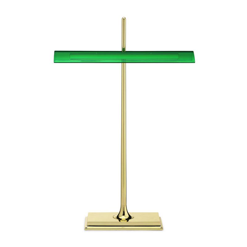 Flos Goldman Table Lamp Gold