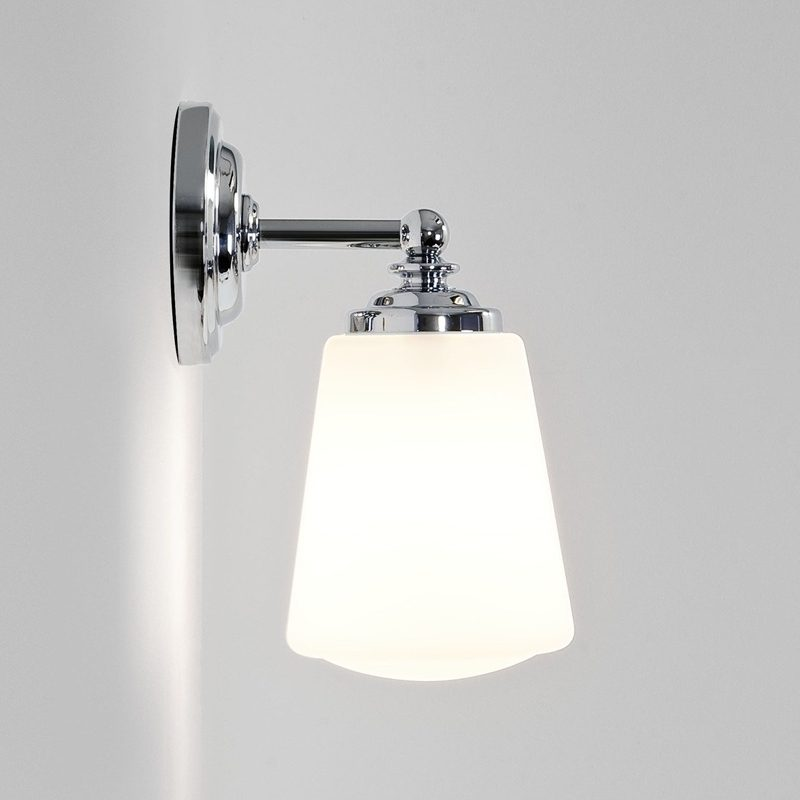 Astro Anton 0507 Bathroom Light Polished Chrome