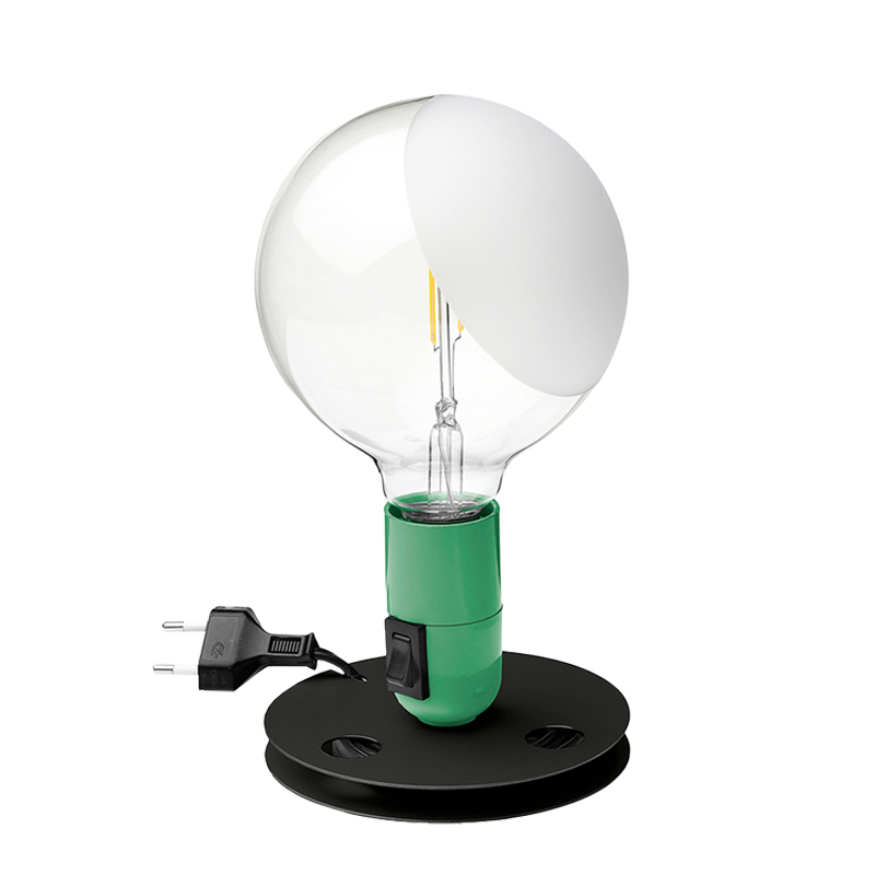 Flos Lampadina Table Lamp Green