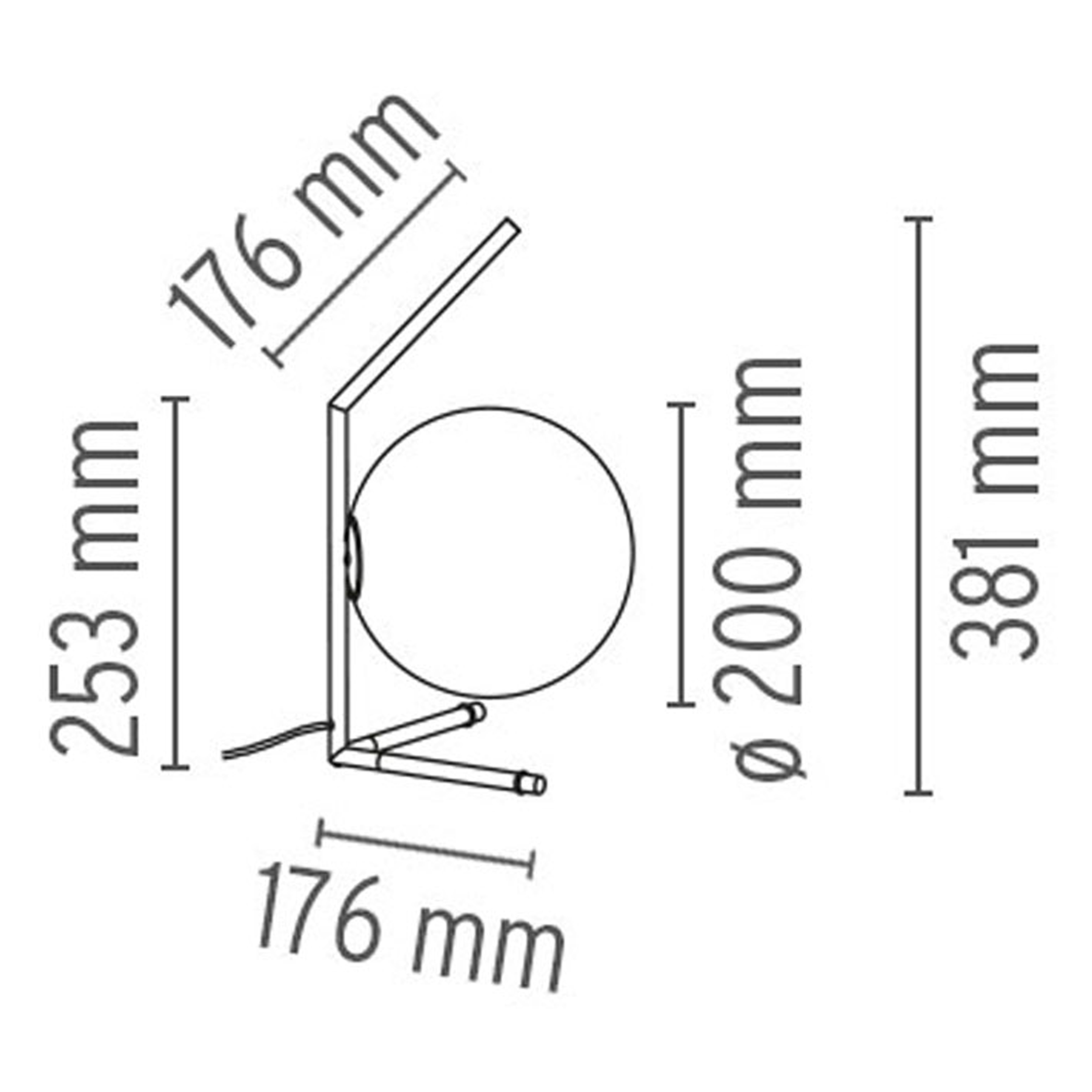 IC Light T1 Low Table Lamp