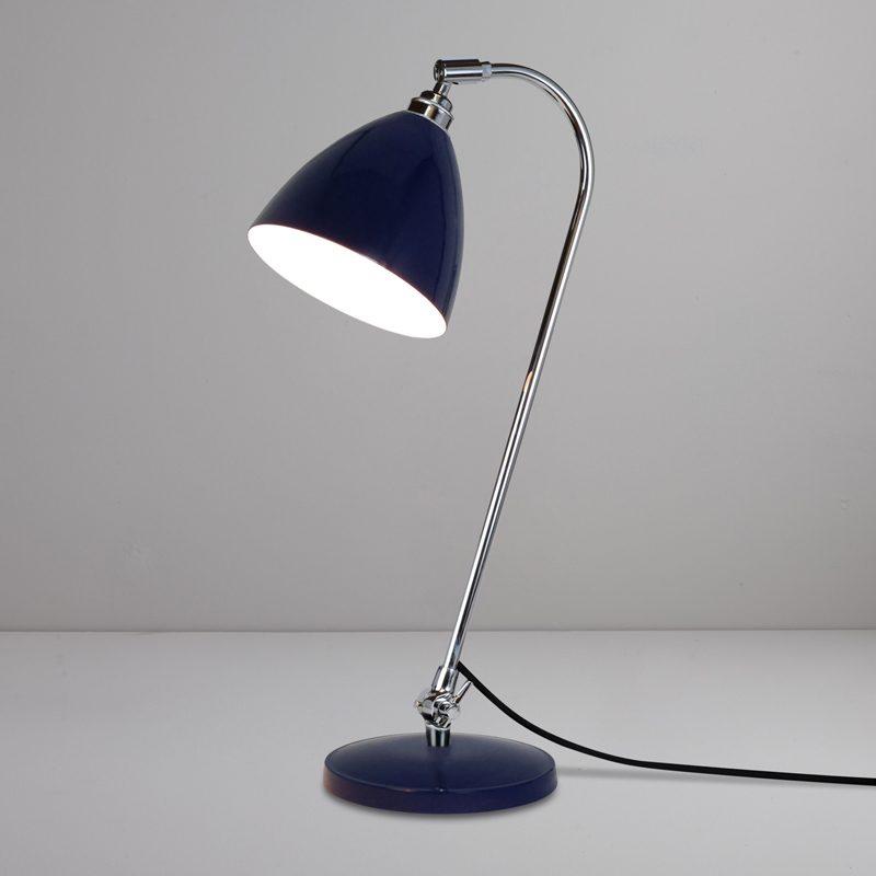 Original Btc Task Solo Table Lamp Blue