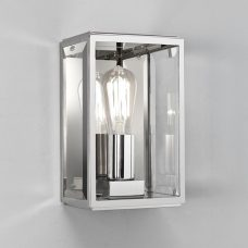 Astro Homefield 160 Wall Light Polished Nickel