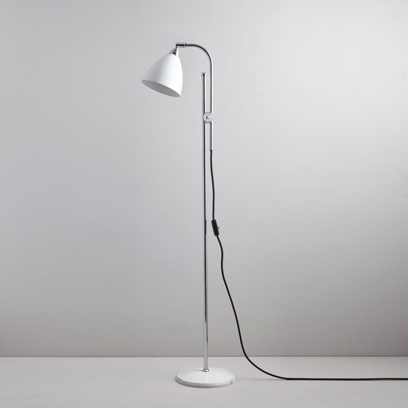 Original Btc Task Floor Lamp White B