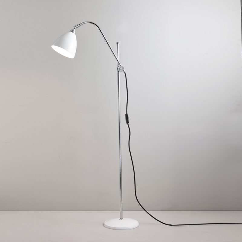 Original Btc Task Floor Lamp White C