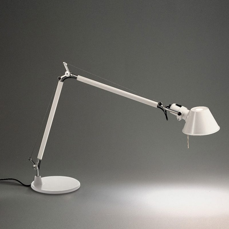 Artemide Tolomeo Mini Table Lamp White