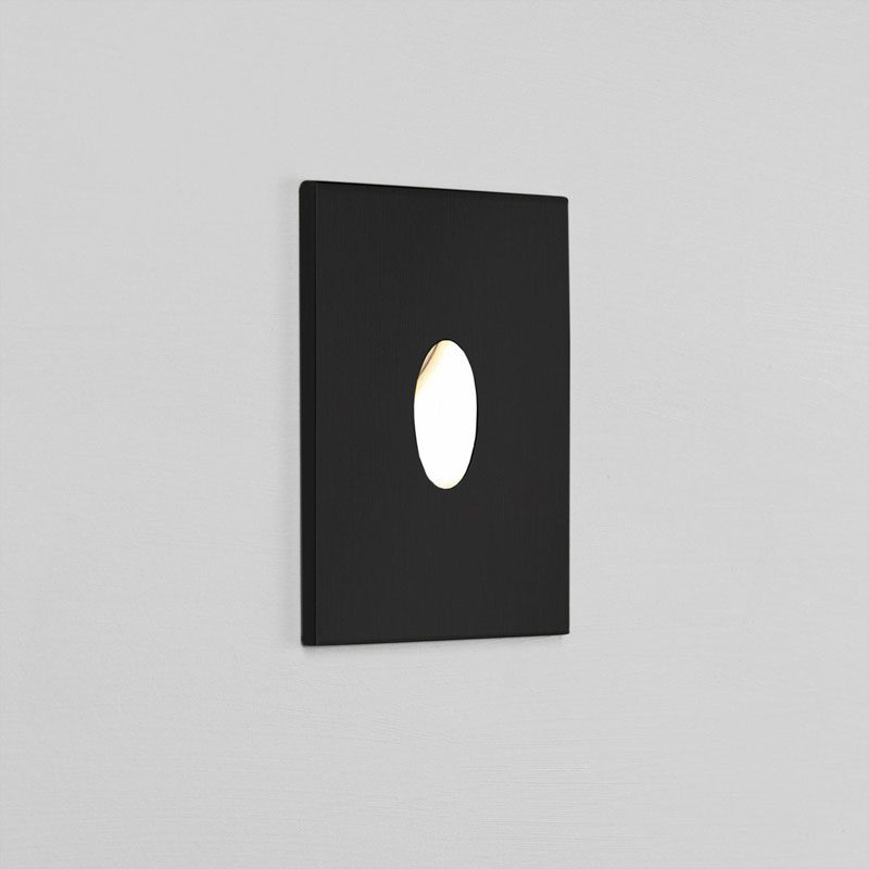Astro Tango Led Wall Light Black