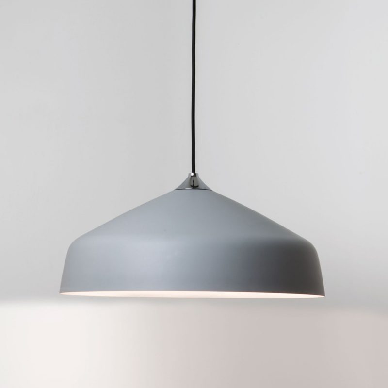 Astro Ginestra 400 Pendant Light Light Grey