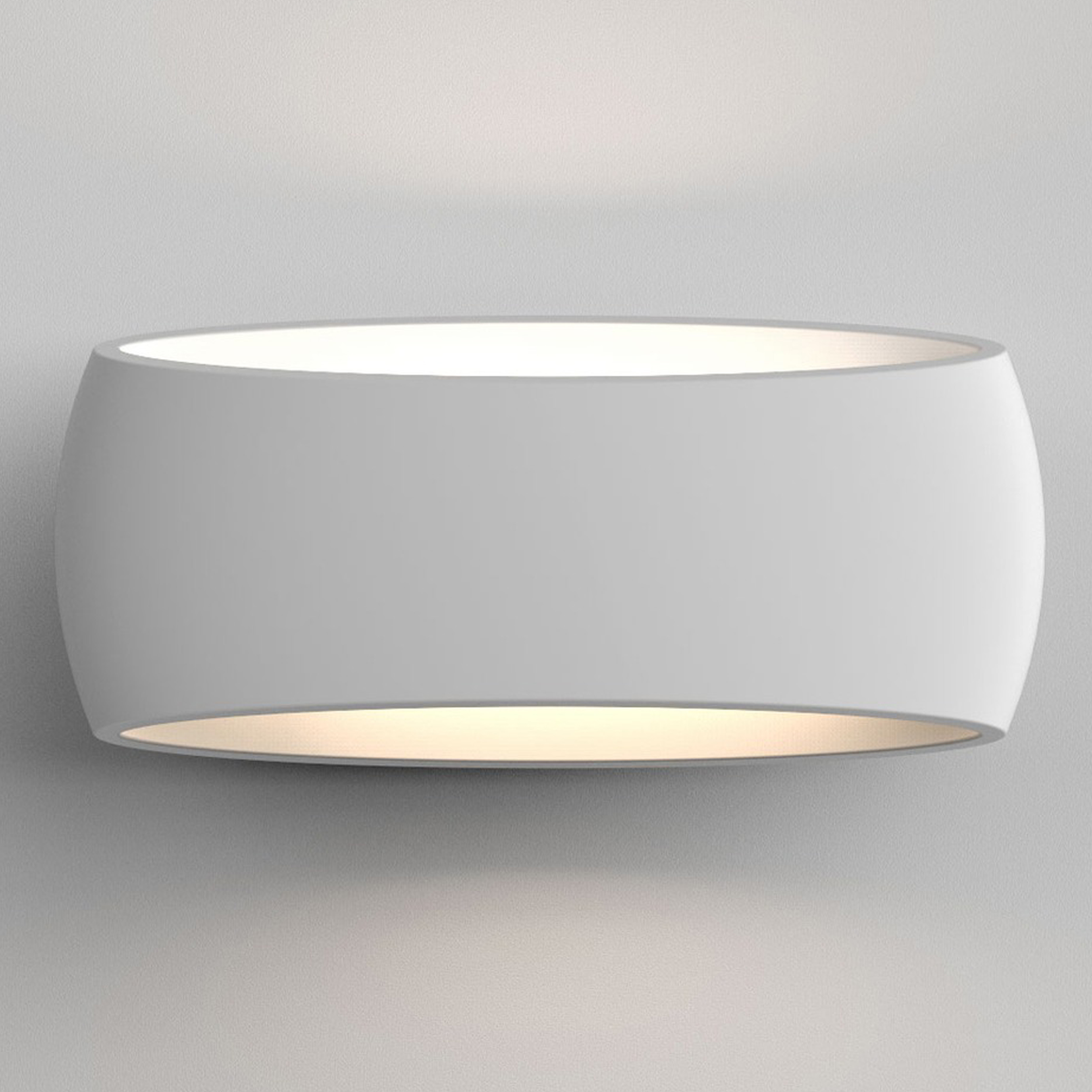 Astro Aria 370 Wall Light White D