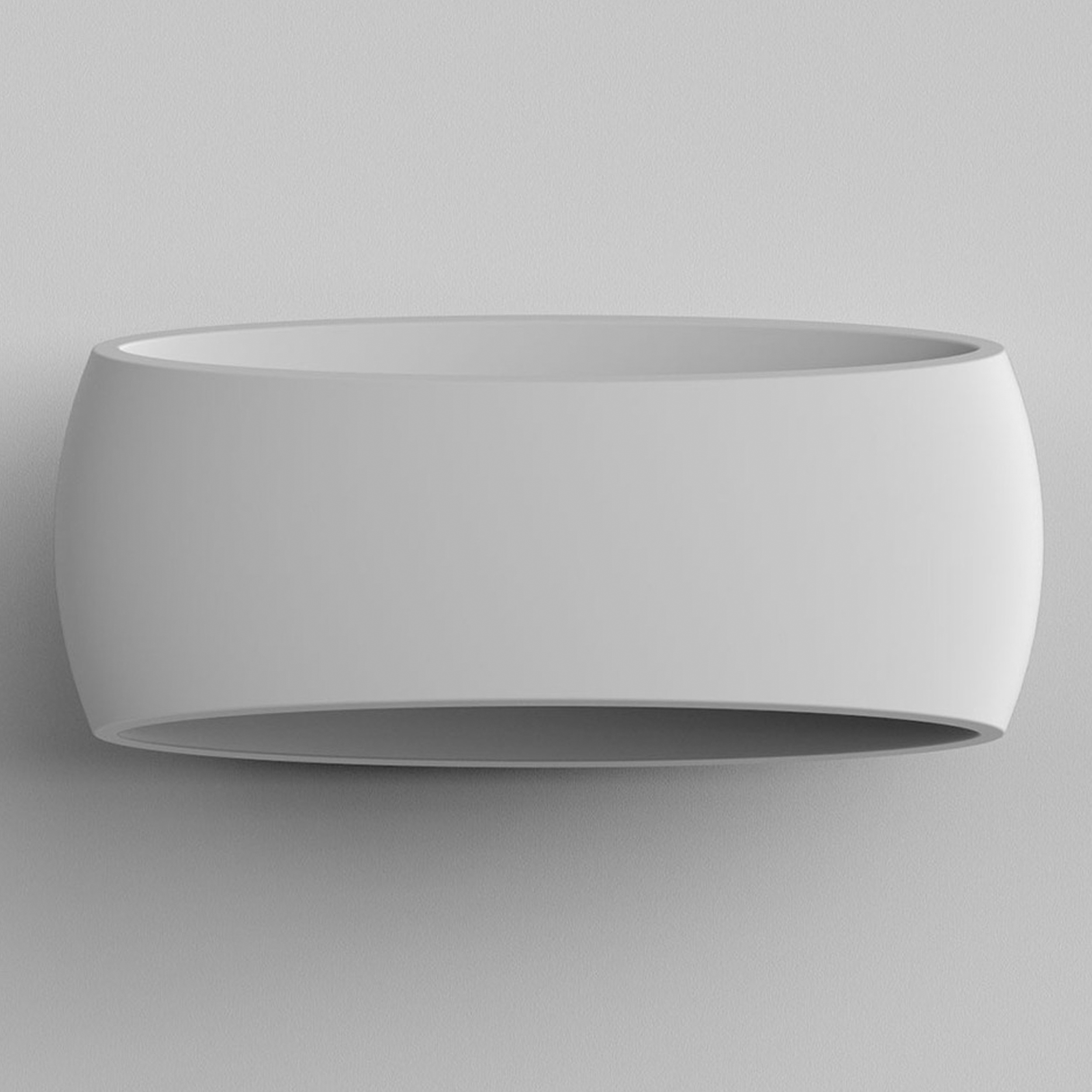Astro Aria 370 Wall Light White
