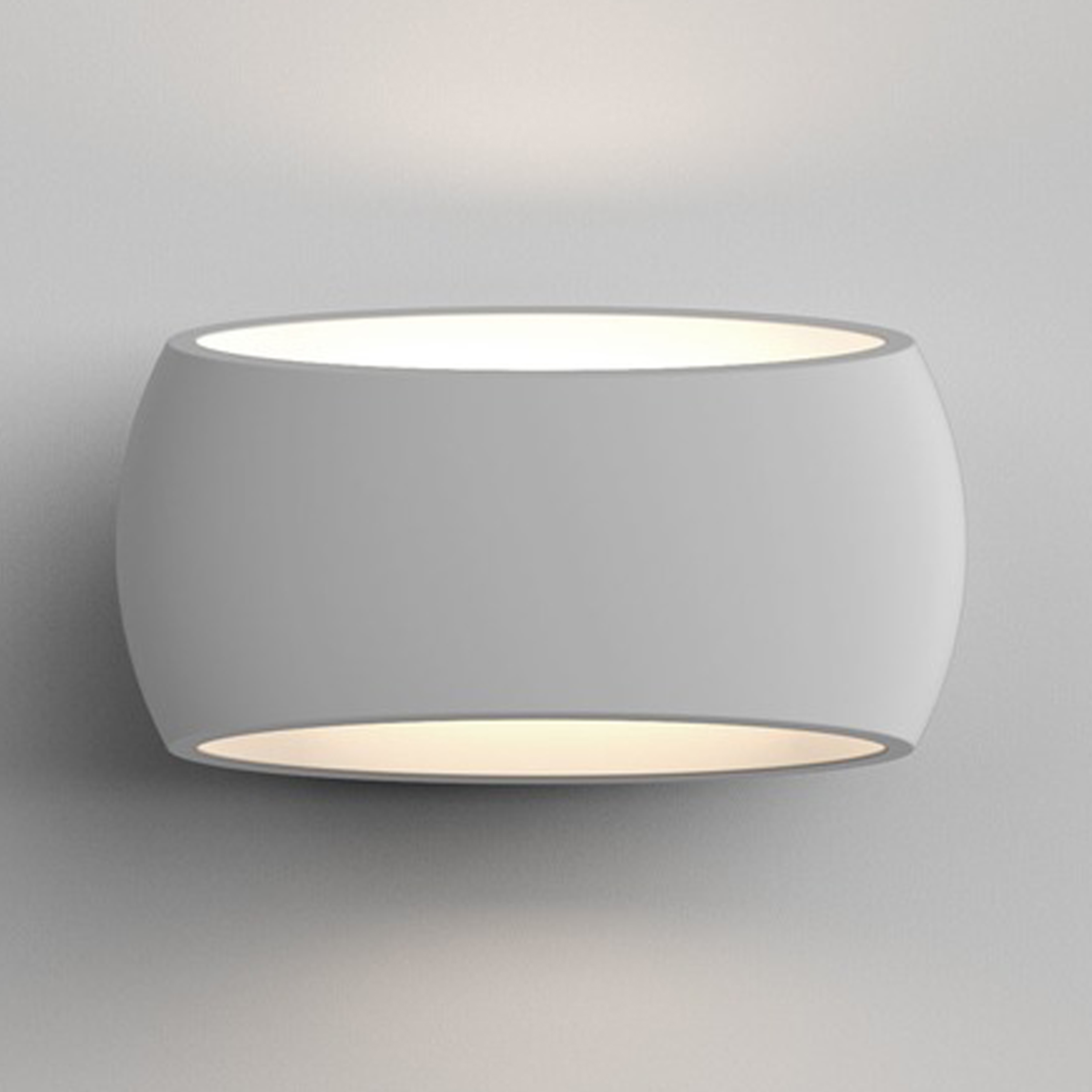 Astro Aria 300 Wall Light Whited