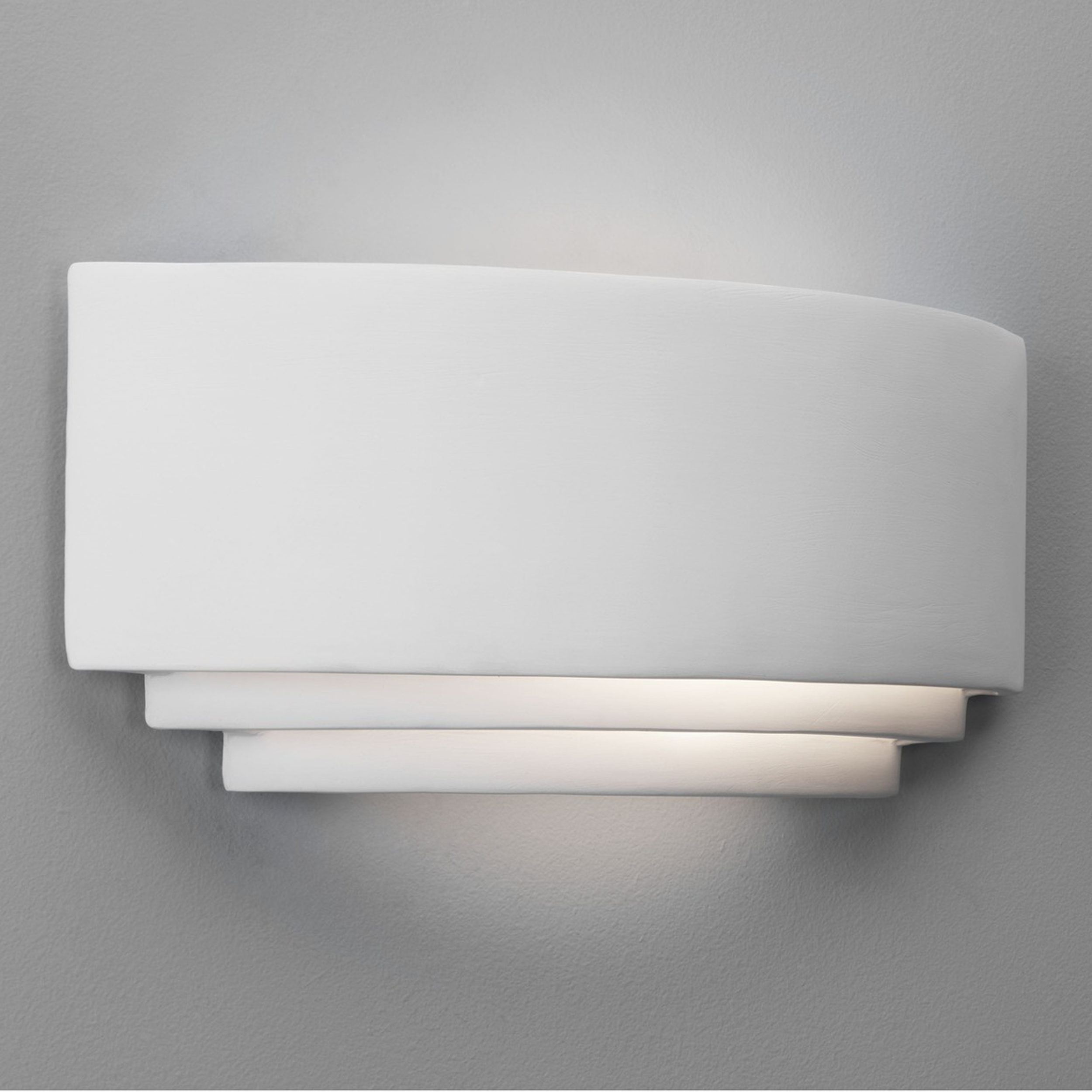 Astro Amalfi 315 Wall Light White B