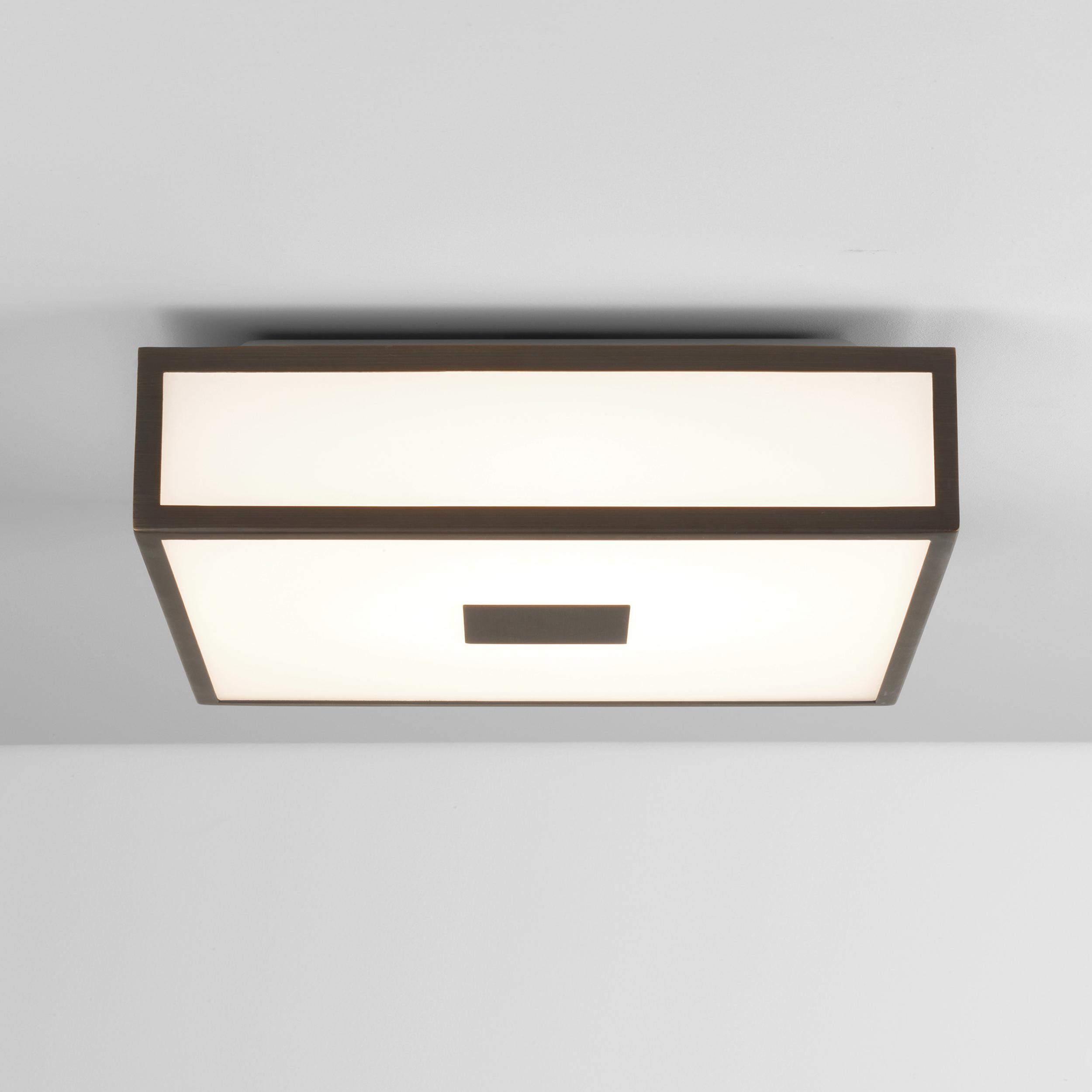 Mashiko 300 square led ceiling light