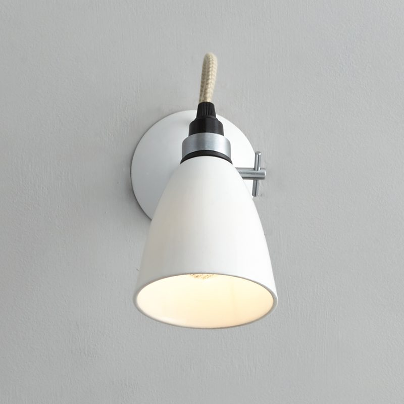 original btc hector wall light