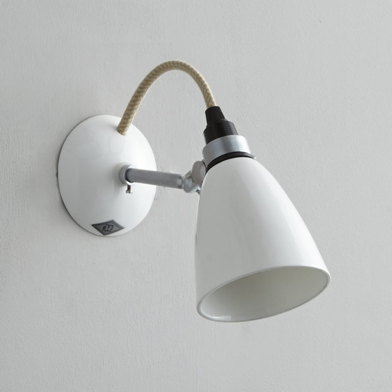 Hector Small Dome Wall Light